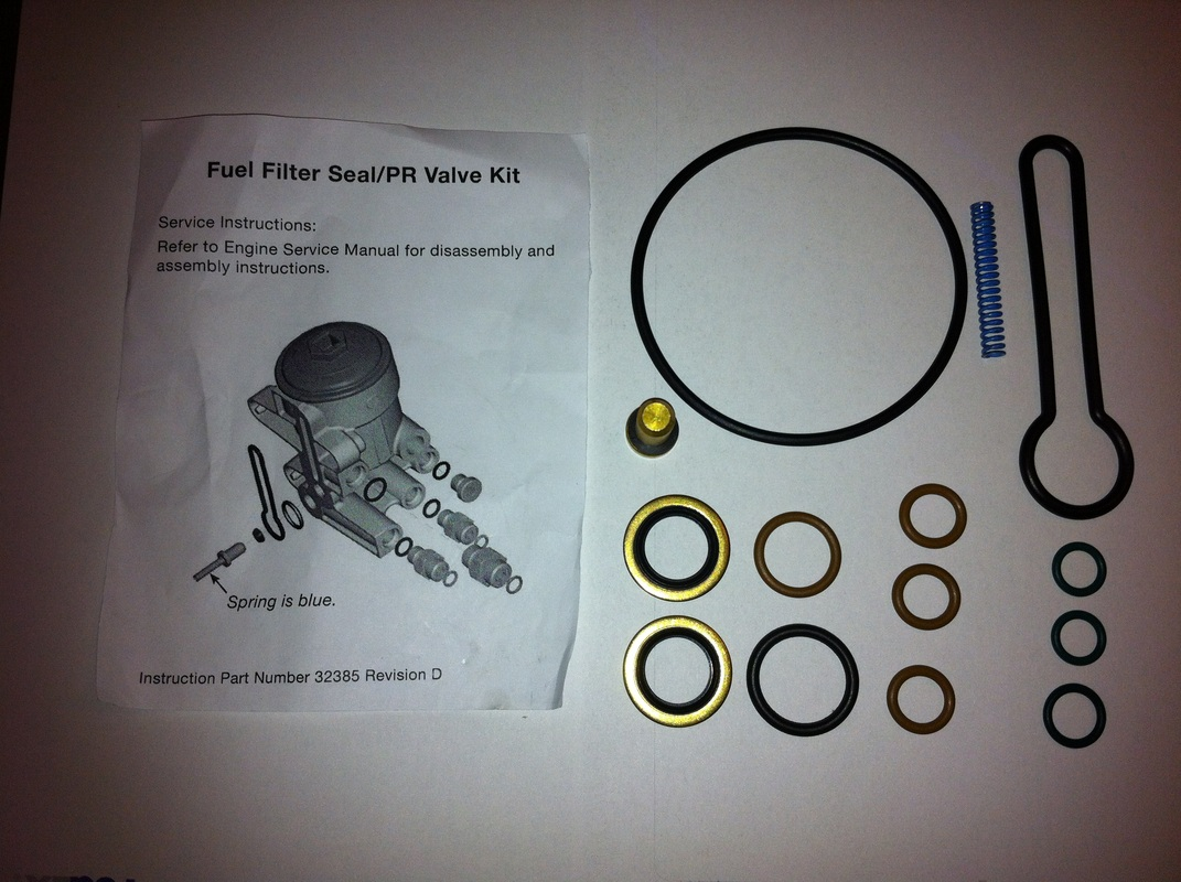 blue spring fuel pressure regulator kit