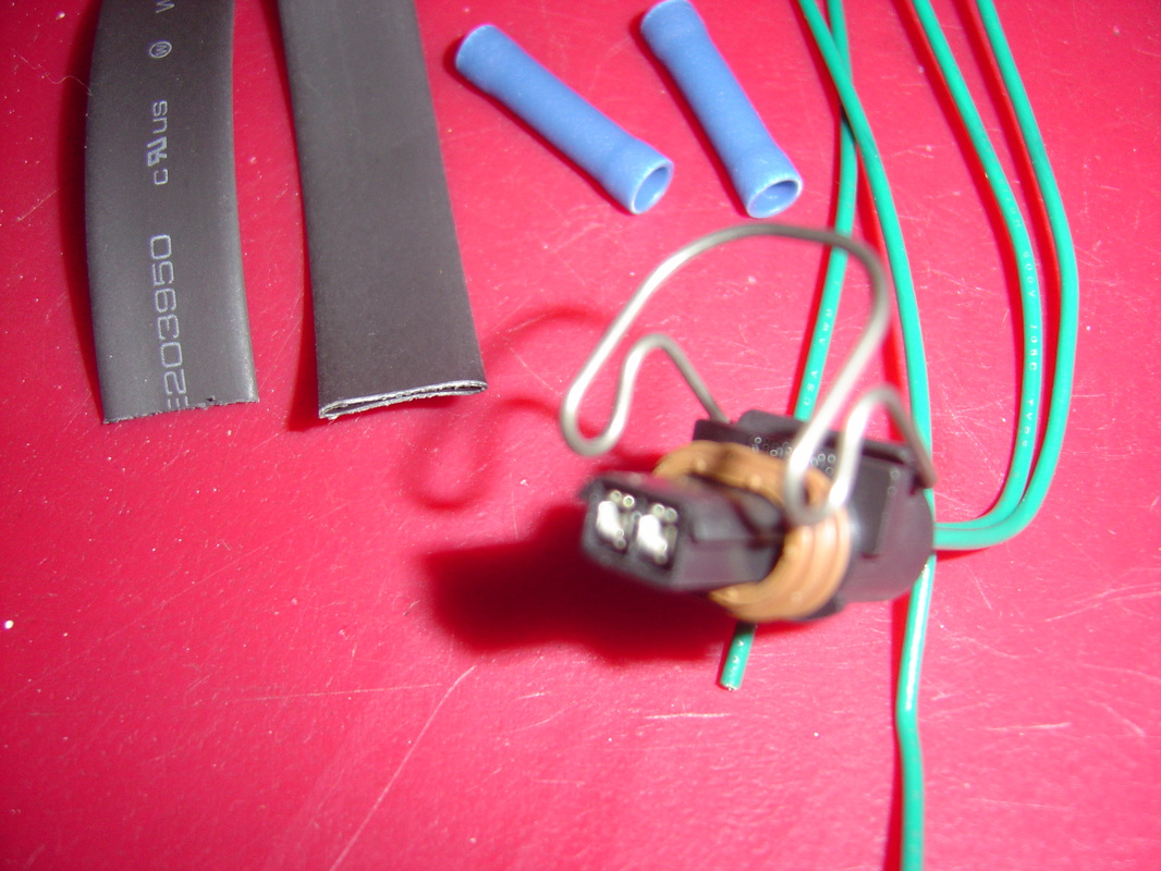 6.0l OEM Replacement Parts Vgt Solenoid Wire Harness Installation on